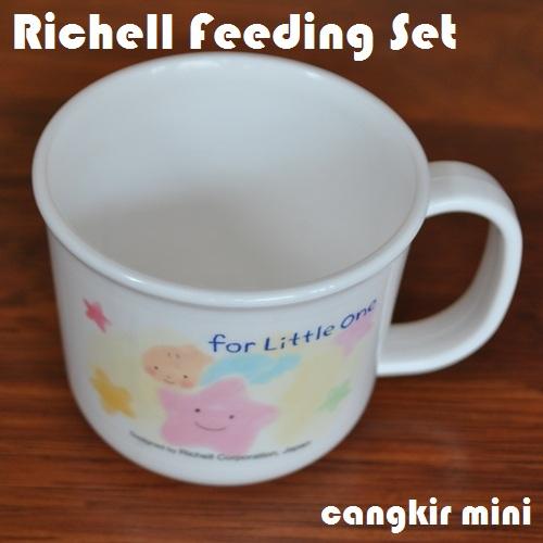 Richell Feeding Set 5