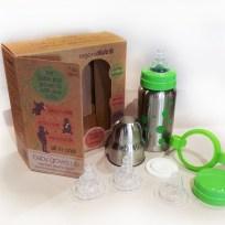 organicKidz BGU 7oz GREEN (packaging bisa berubah sewaktu-waktu)