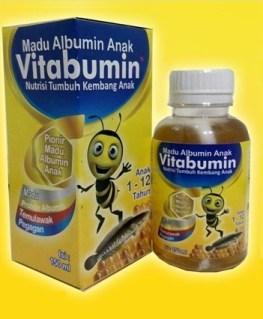 Madu Albumin Anak Vitabumin