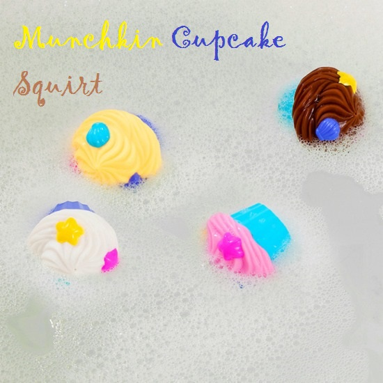 Munchkin Cupcake Squirts 2