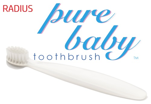 Radius Pure Baby Toothbrush