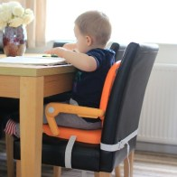 Chicco Booster Seat Pocket Snack in use 2