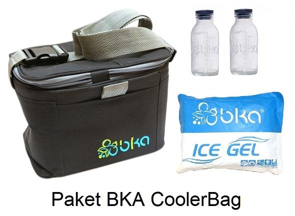 BKA Cooler Bag Paket