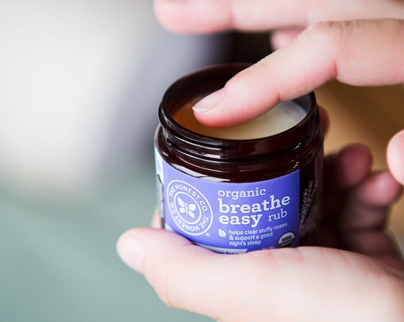 Organic Breathe Easy Rub by The Honest Co
