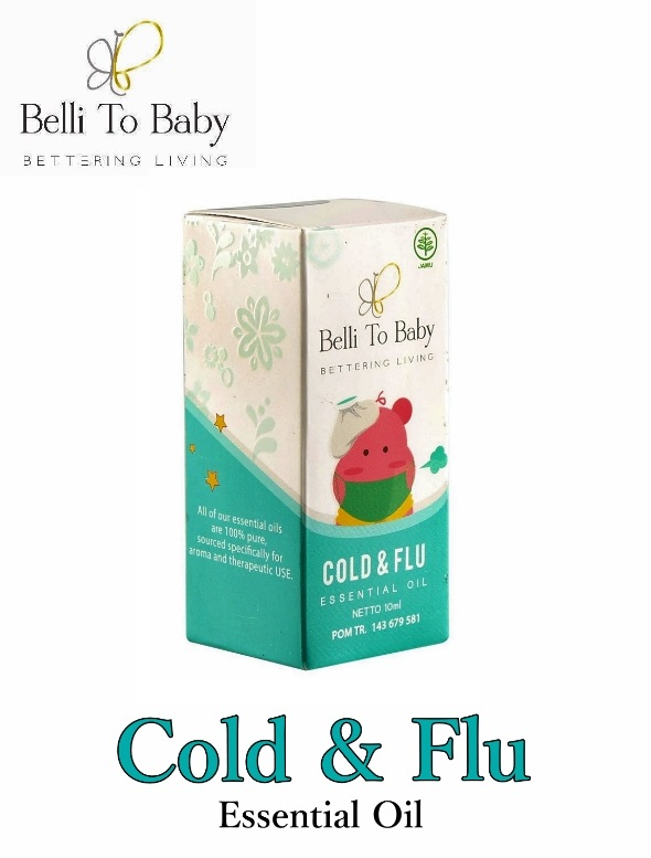 Belli to Baby Cold Flu Essential Oil