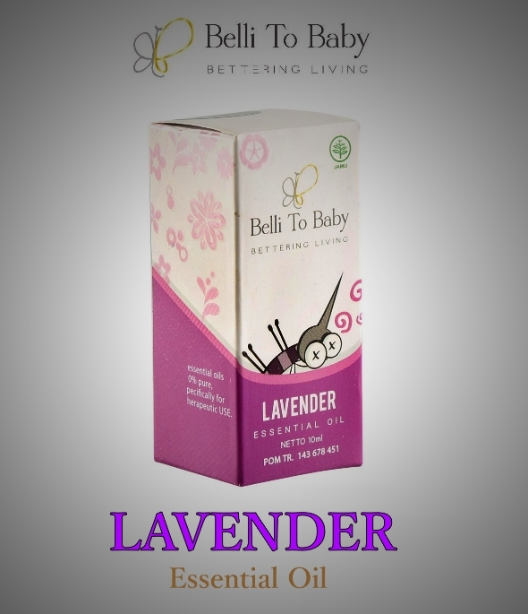 Belli to Baby Essential Oil Lavender