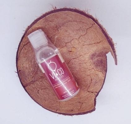virgin coconut oil bagoes 50ml