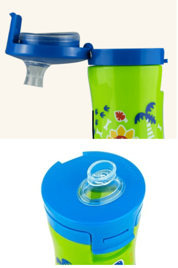 nuk one piece cup detail
