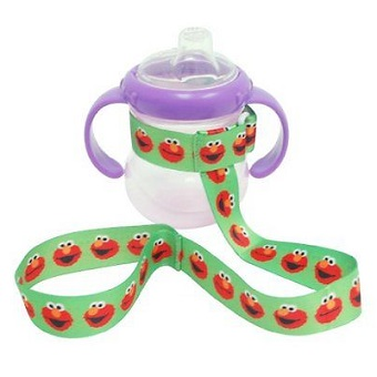 no throw bottle sippy cup (green)