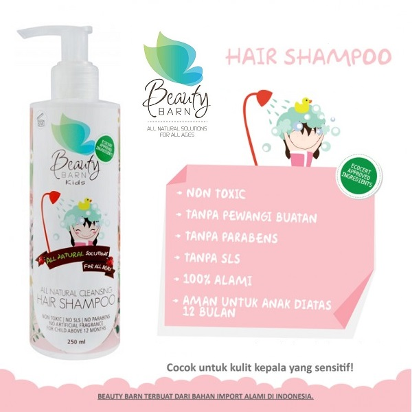 Beauty Barn Kids Hair Shampoo