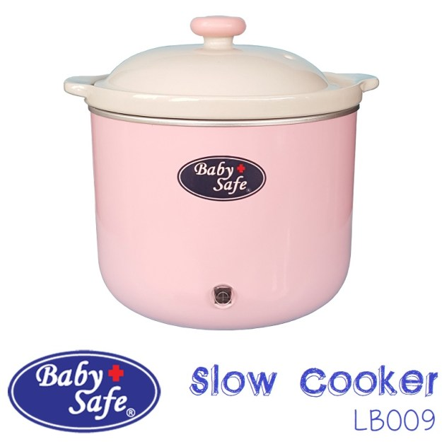 Baby Safe Slow Cooker LB009