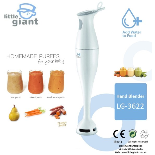Little Giant Hand Blender LG-3622