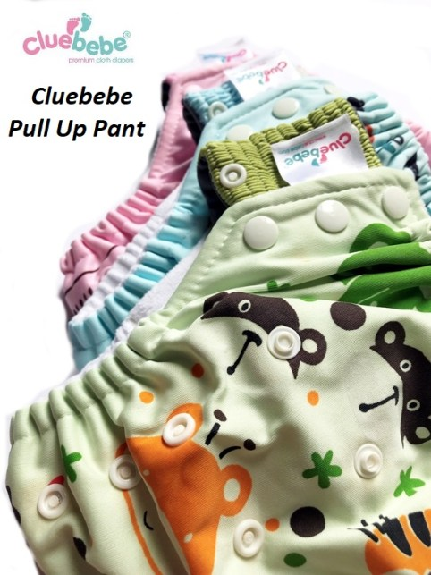 Cluebebe Pull Up Pant