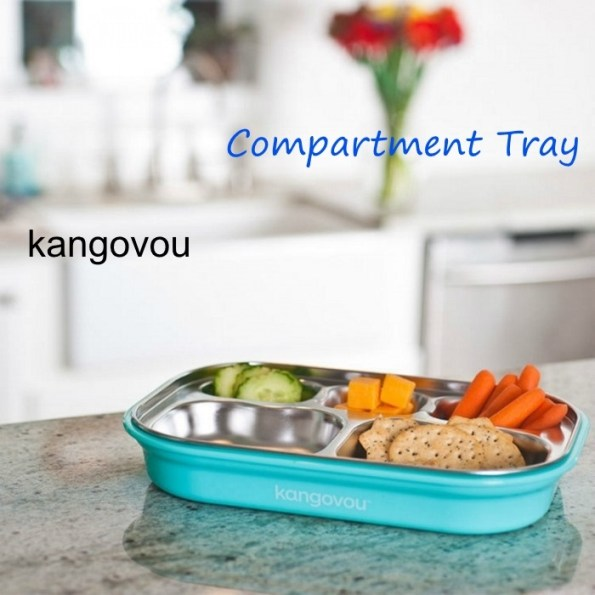 Kangovou Compartment Tray