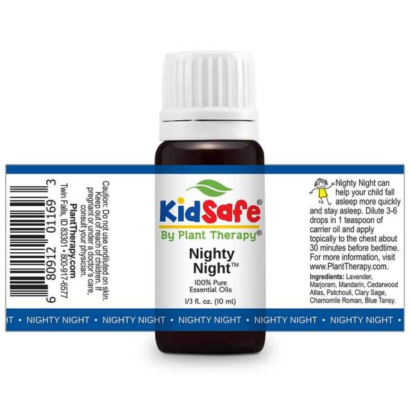 Nighty Night KidSafe by Plant Therapy