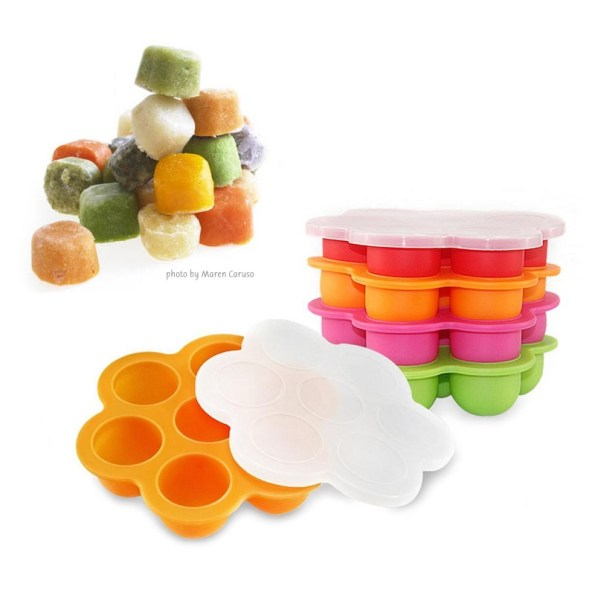 Silicone Freezer Tray