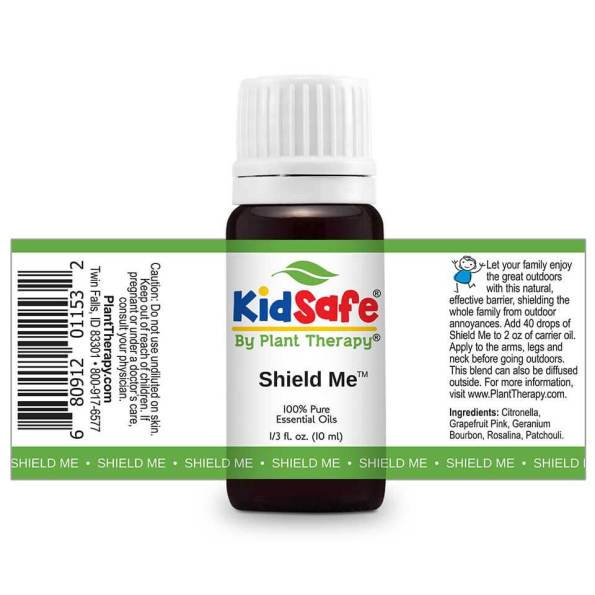 Shield Me KidSafe by Plant Therapy