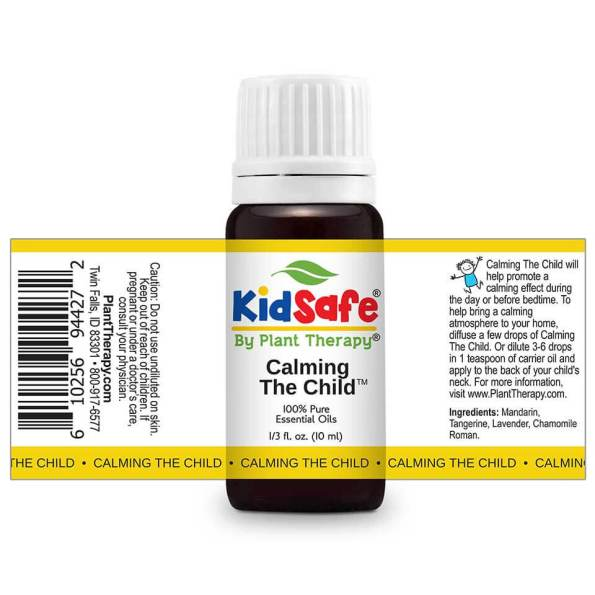 Calming The Child KidSafe by Plant Therapy