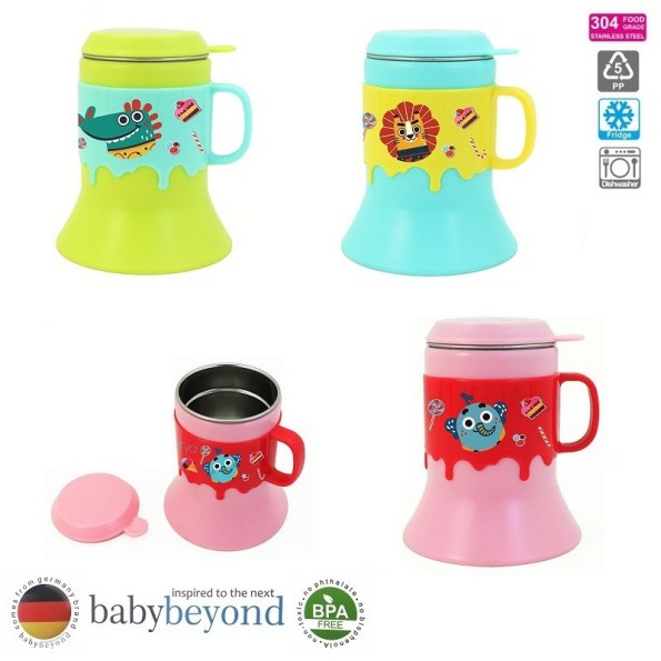 Baby Beyond Stainless Steel Cup (1)