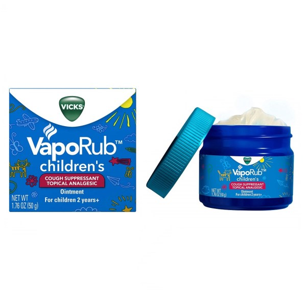 Vicks VapoRub Childrens