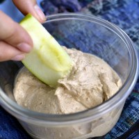 Greek Yogurt Apple Dip Recipe