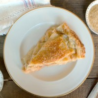 Four & Twenty Blackbirds' Salted Caramel Apple Pie