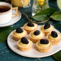 recipe: lemon curd filling for tarts [27]