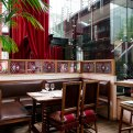 Iberica Restaurant & Bar - Most Beautiful Decor in Manchester UK