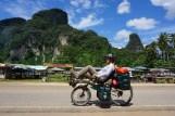 auf dem Weg nach Phang-nga