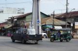 Kreuzung in Aranyaprathet
