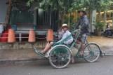 Fahrradrikscha in Phnom Penh