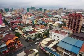Kambodschas Hauptstadt Phnom Penh