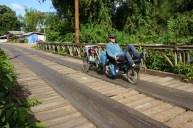 Brücke mit Geschicklichkeitsparcour (Anhänger)