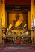 Wat Ong Teu Mahawihan, Vientiane