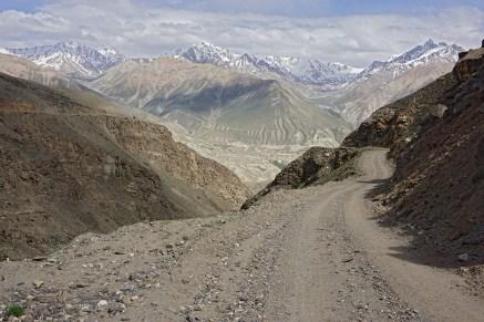 Abfahrt ins Wakhan Tal