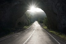 durch die Armenischen Berge