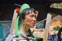 Kayan-Frau
