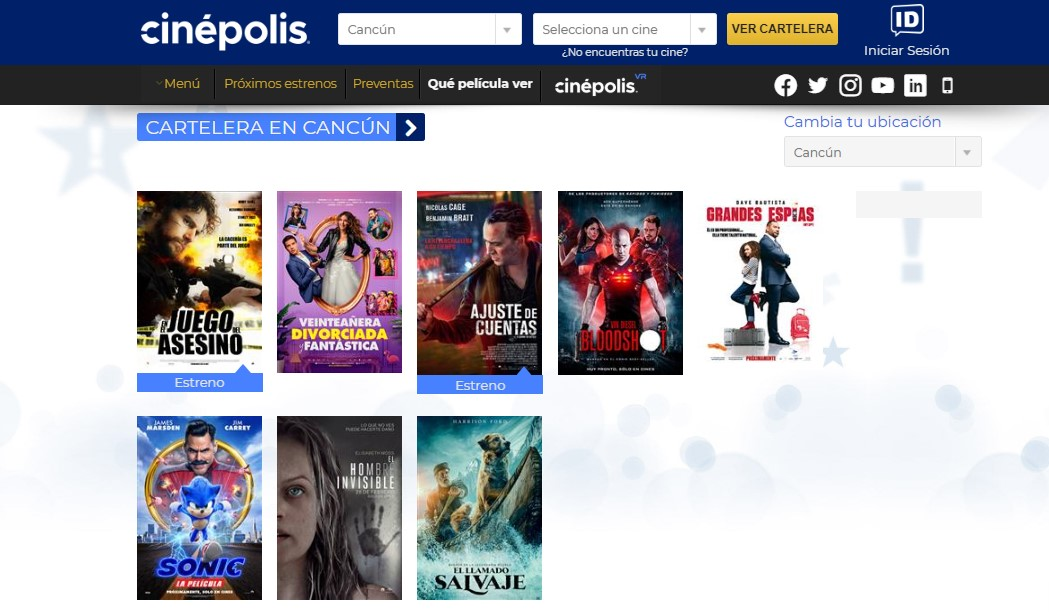 cinepolis-asi es cancun
