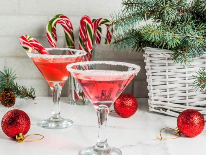 cocteles y bebidas navideñas 1