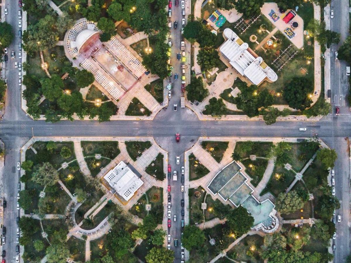 Parque las Américas-fin de semana en Mérida-asiesmerida
