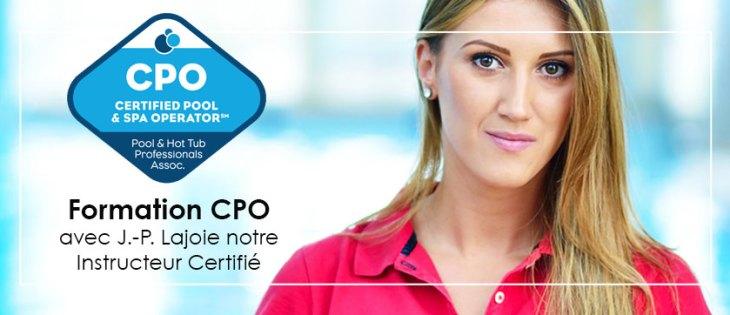 Formation CPO avec J.-P. Lajoie avec Jean-Pierre Lajoie notre Instructeur Certifié