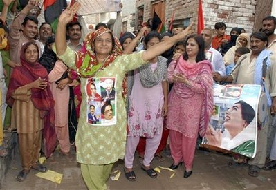 President of Pakistan « Asif Ali Zardari