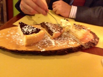 Desserts with Prof. Cooper