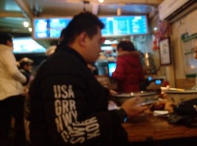 That famous noodles place!