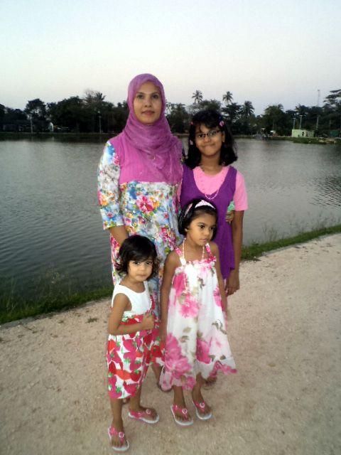 Kubra and 3 Zeds at Ratmalana Water Park