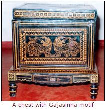 A Chest with