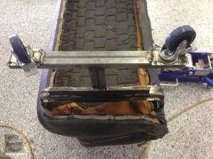 Gremlin Bench Seat - Detail