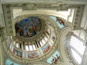 The original atrium.