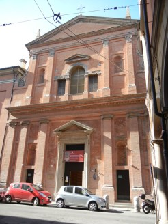 But this was my favorite church in the city. San Giorgio is desanctified and has now become a library of art and history.