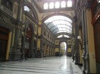 Small wonder that there were many arcaded shopping areas